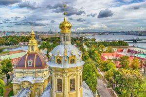 サンクトペテルブルグ市街